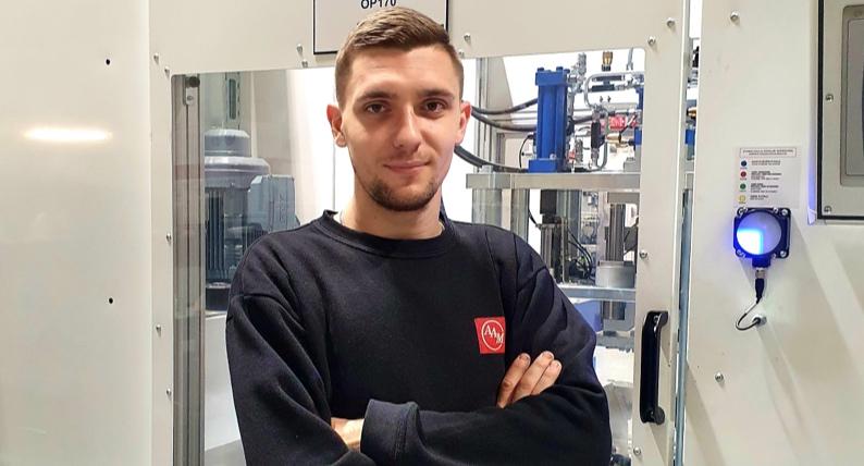 Photo of Adam Chrzanowski
