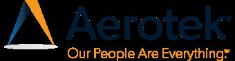 Aerotek header logo