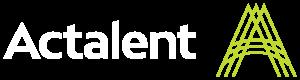 Logo d'en-tête actalent