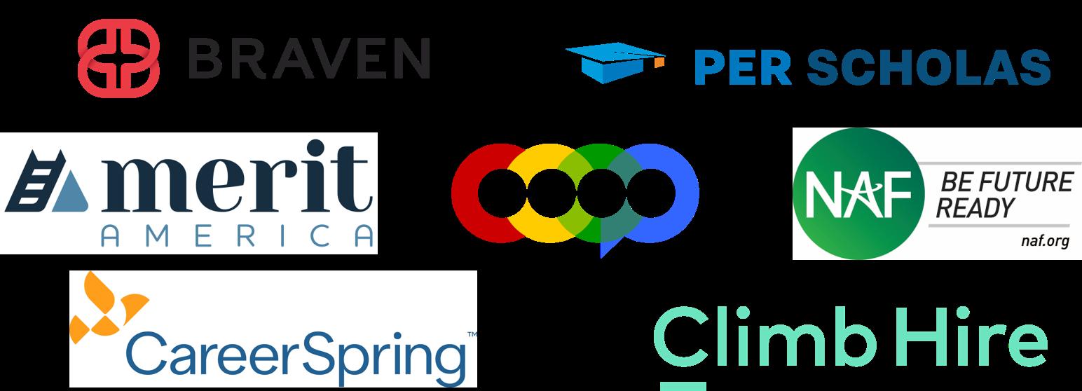 career pathway partner organizations