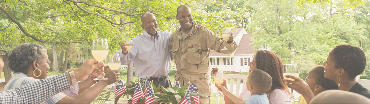 veterans and military community