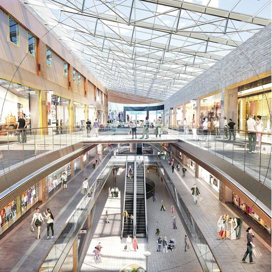 Charleroi Leisure Spaces