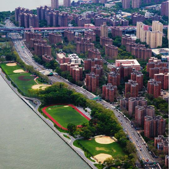 Eastside Coastal Resiliency, New York City