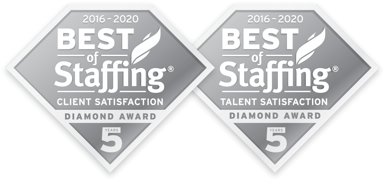 Aston Carter | Best Staffing Diamonds 2020