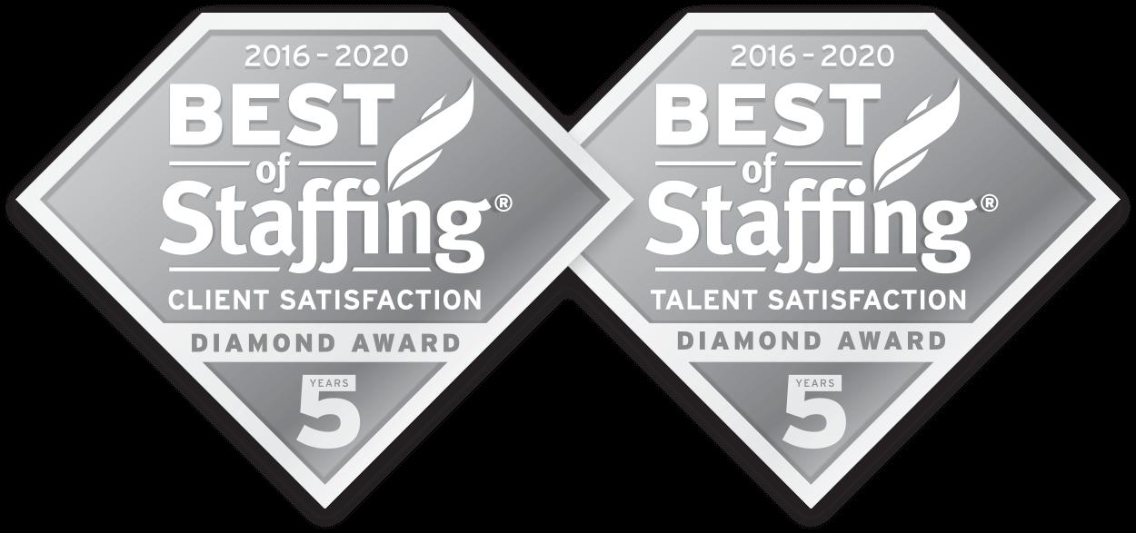 Aston Carter | Best Staffing Diamonds 2020