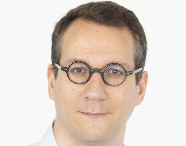 Photograph of Emmanuel Touzeau