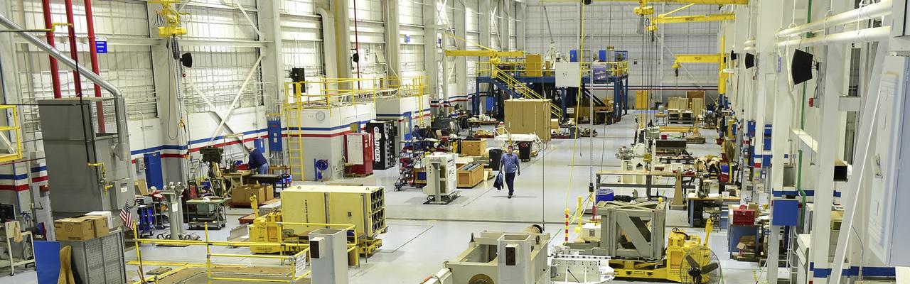 Inside BAE Systems Louisville