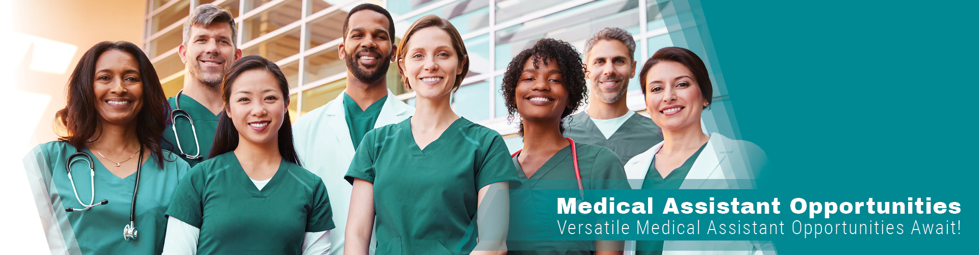 Medical Assistant Opportunities