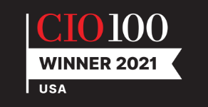 CIO 100 Award Winner 2021