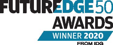 FutureEdge 50 Award Winner 2020