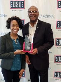 VetNet USO Award