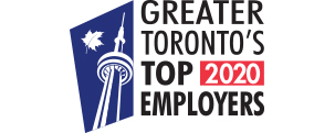 Intact Financial Corporation named a GTA Top Employer 2020