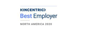 Kincentric Best Employers in Canada 2020