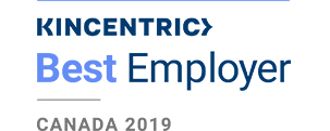 Kincentric Best Employers in Canada 2019