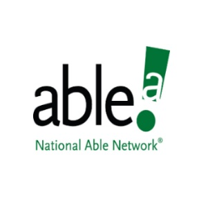 National Able Network logo