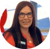 Employee Ann Renee Lasante-Lehr.