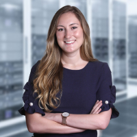 Student Claudie Lachapelle