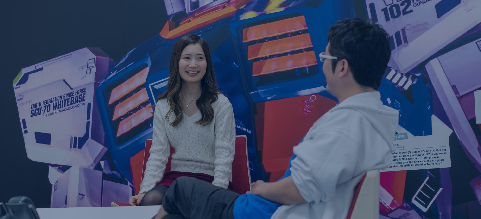 Booking Japan Career