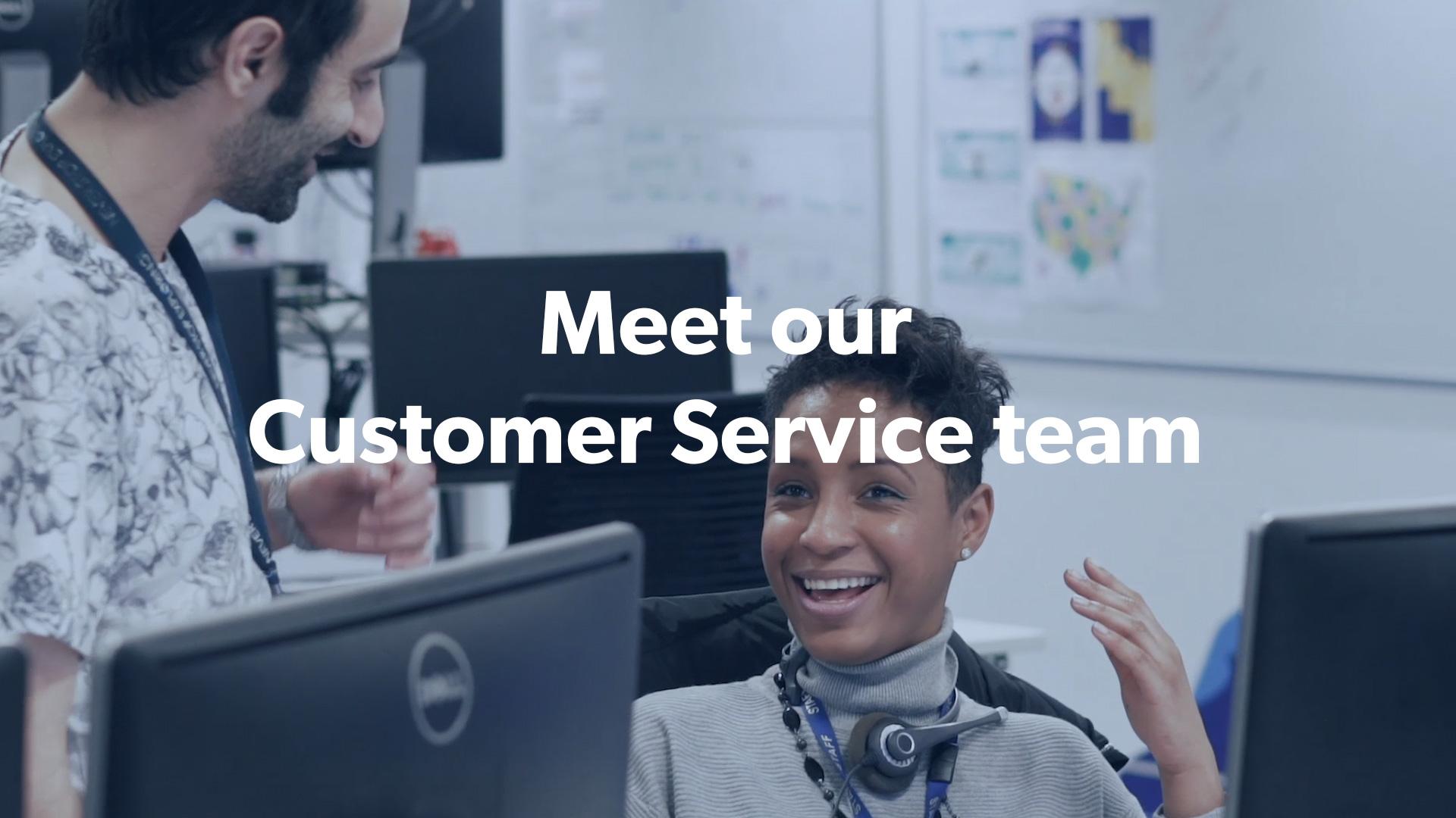 Customer Service Booking.com