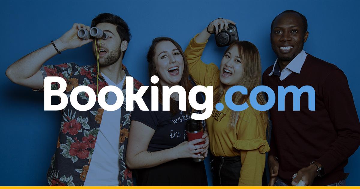 admin booking com login