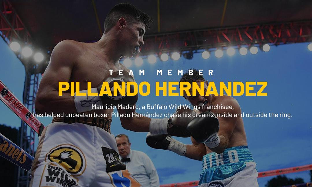 Pillando Hernandez