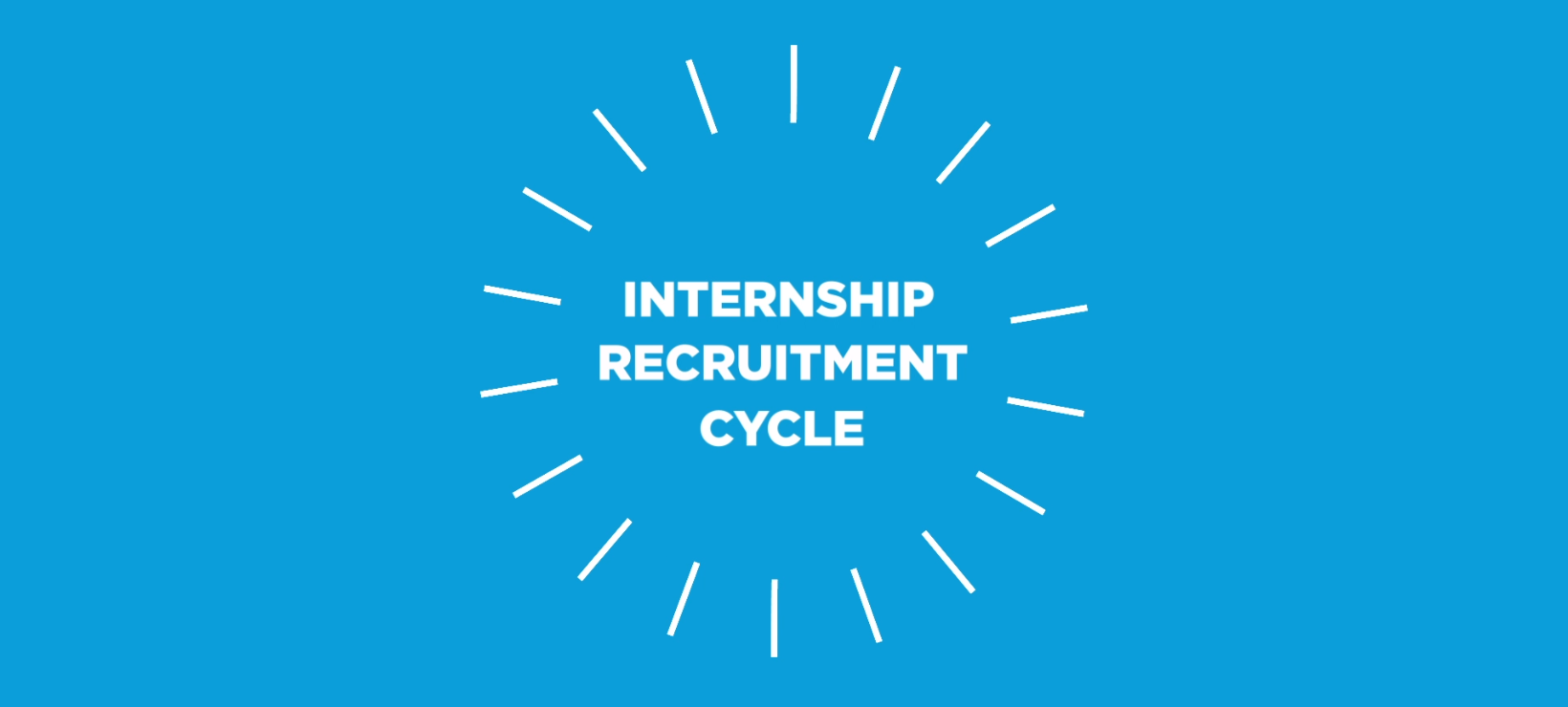 Intern recruitment cycle