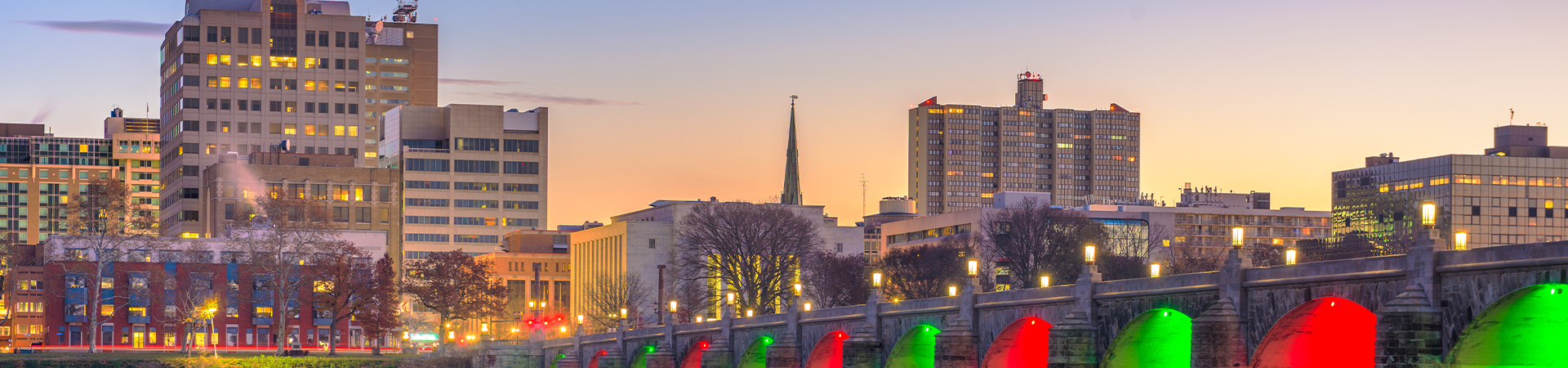 Mechanicsburg, PA skyline