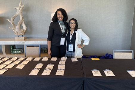 PEARP associates at a program event
