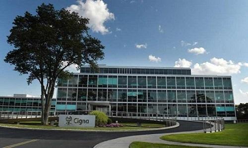 Cigna's headquarter building in Bloomfield, CT