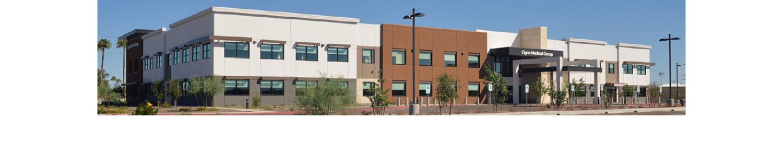 Cigna Medical Group building