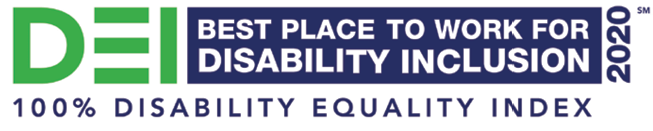 Best place to work for disability inclusion 2020