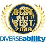 Diverseability Best of the Best 2019