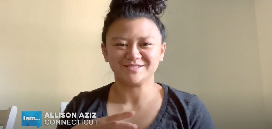 """""""I am Cigna"""" video of employees sharing their passions outside of work."""