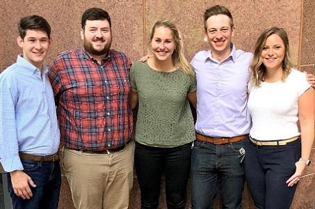 MCRP associates posing for a group photo