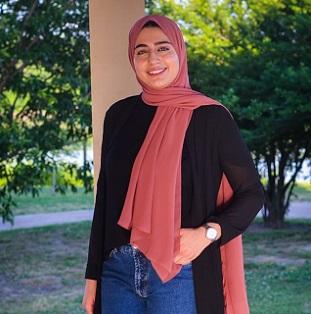 Maram H. headshot