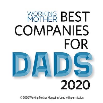Best Place to Work for Dads