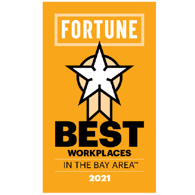 One of the 30 Best Companies in the Bay Area by Fortune