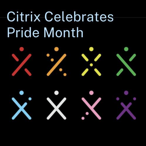 Citrix Celebrates Pride Month