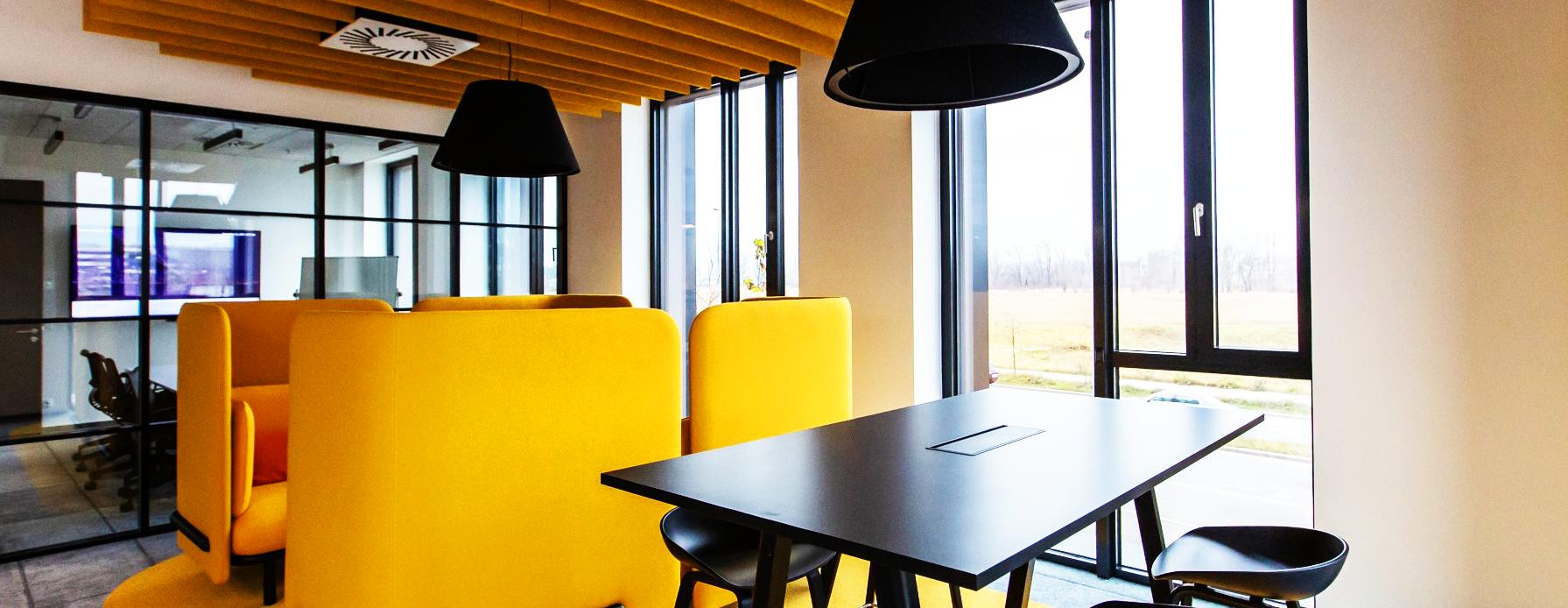 Collaborative environment of Citrix Prague office
