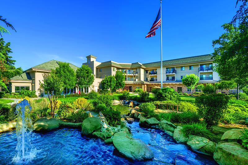 santa barbara retirement community
