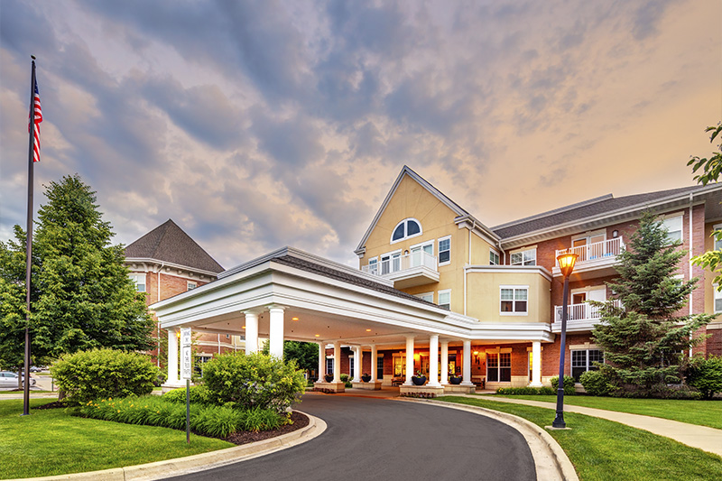 Covenant Living at the Holmstad
