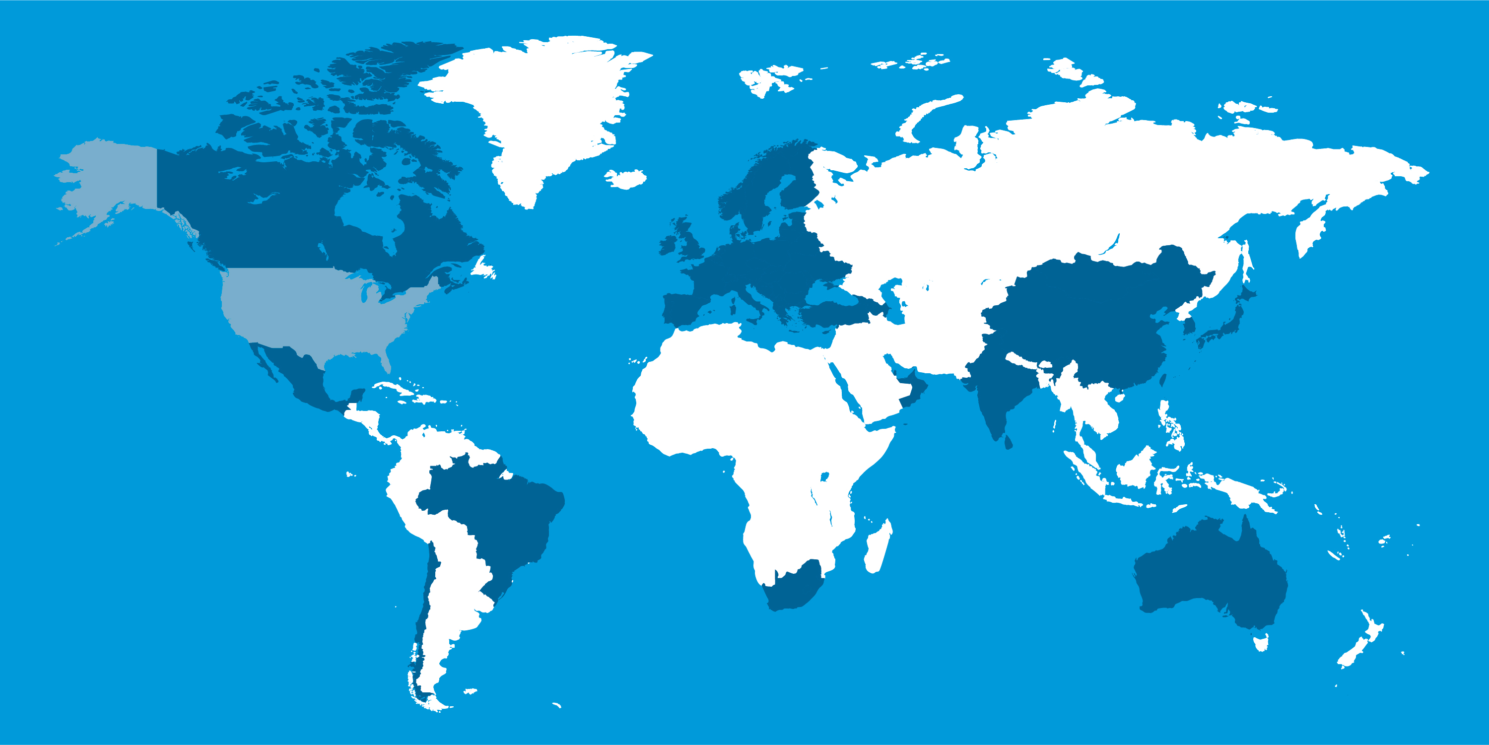 Opportunities at conmed outside US map