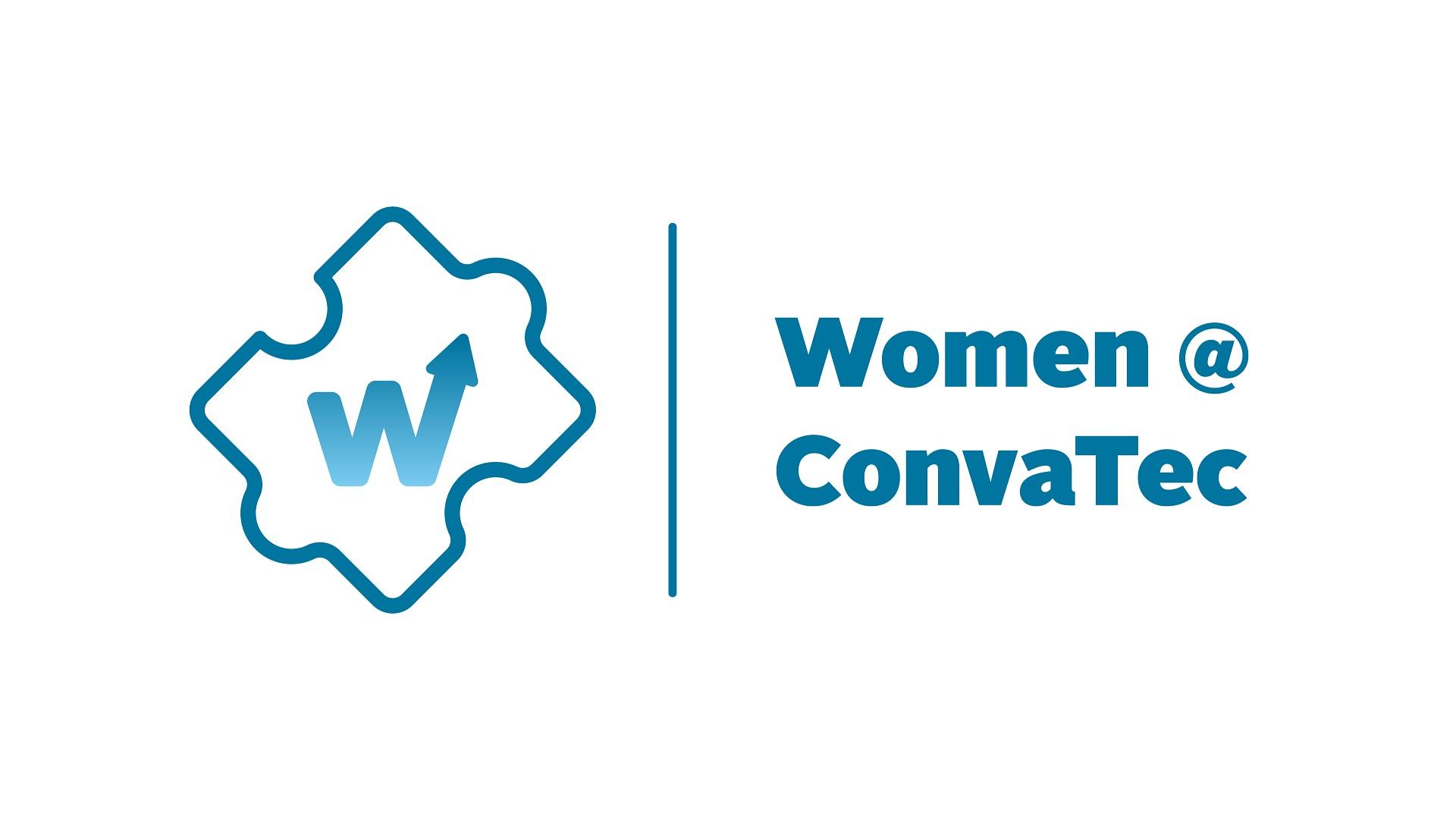 Women at ConvaTec logo