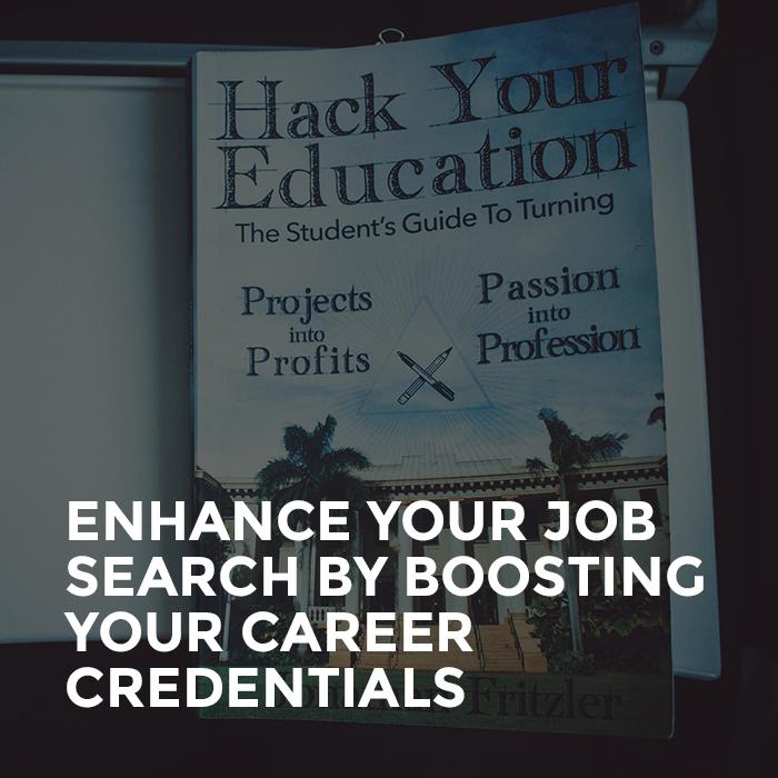 career credentials