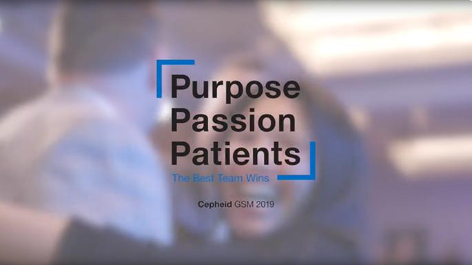 Purpose Passion Patients logo
