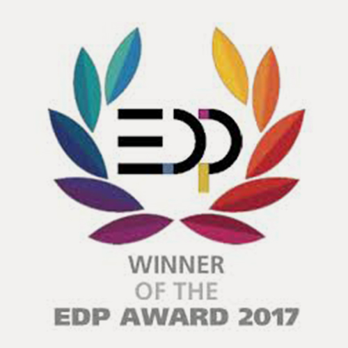 Winner of the EDP award 2017