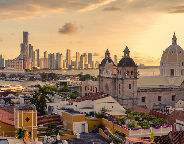 Photograph North America Hach South America