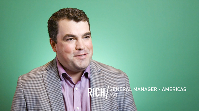 Hear from Rich, a General Manager at AVT