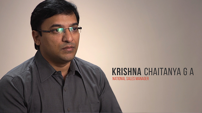 Photograph of Krishna