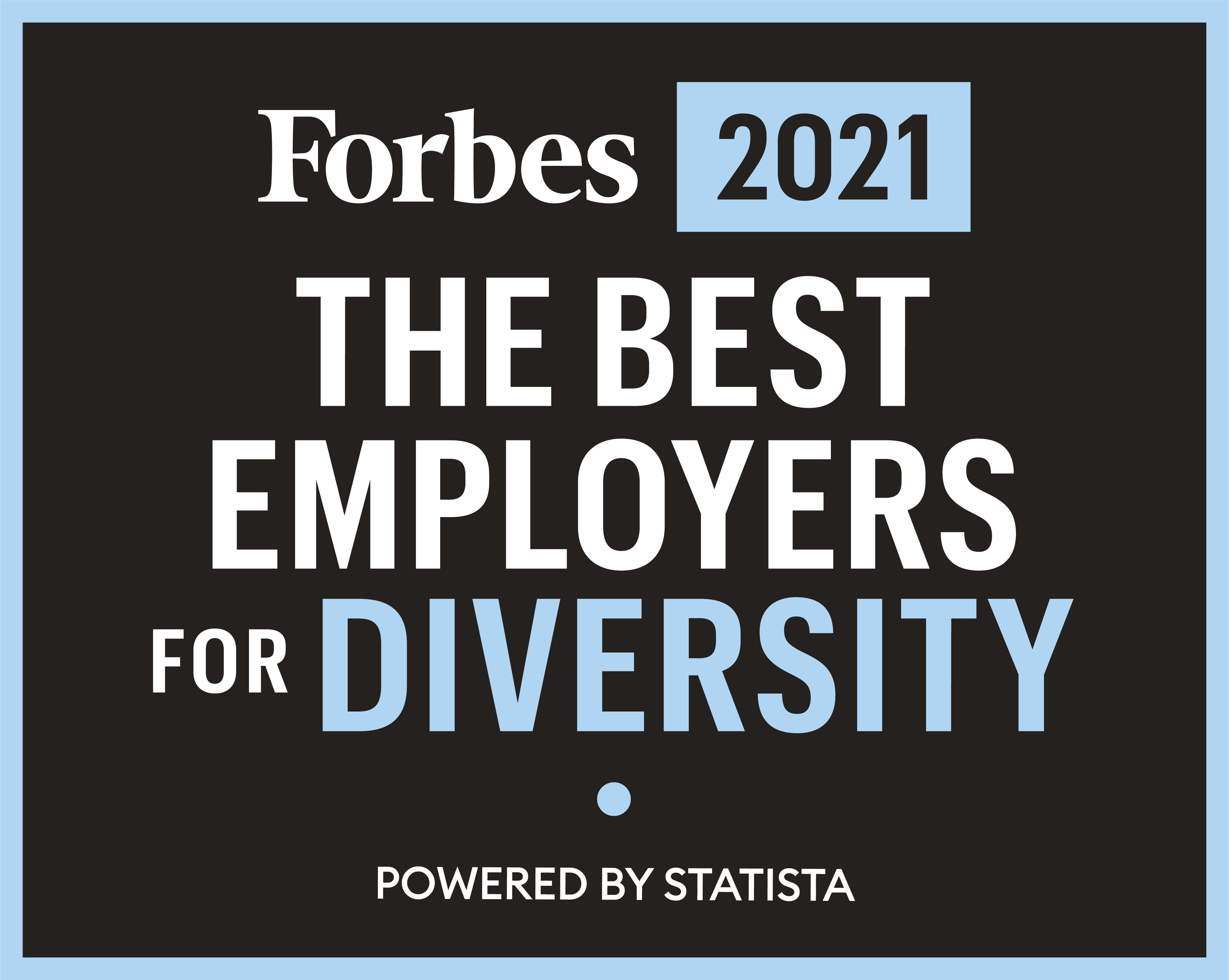 Forbes - Worlds Best Employers 2020